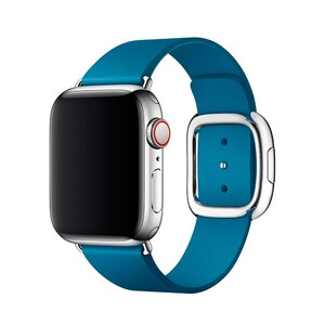 Купить Ремешок oneLounge Modern Buckle Blue для Apple Watch 38mm/40mm Series 5/4/3/2/1 OEM