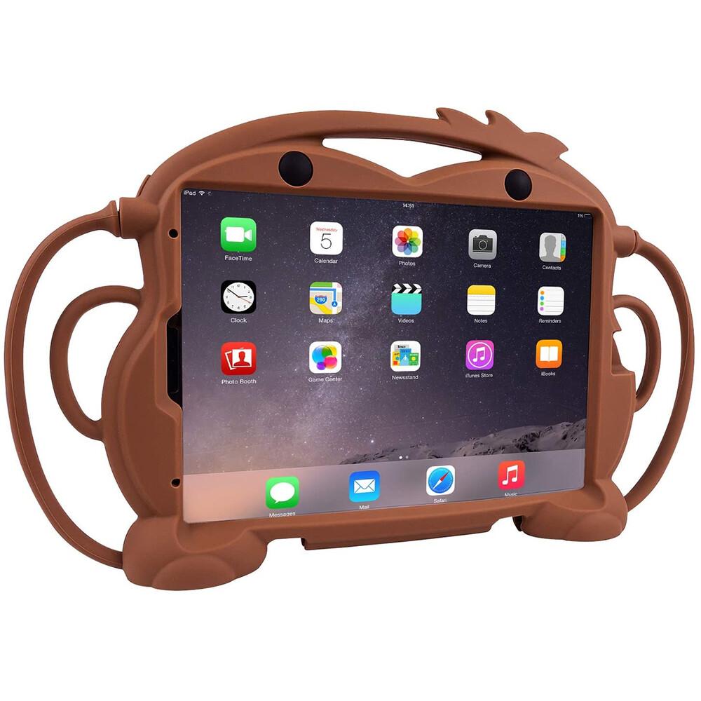 "Купить Детский противоударный чехол iLoungeMax Monkey Brown для Apple iPad Pro 11"" (2018 | 2020) | iPad Air 4 10.9"" (2020)"
