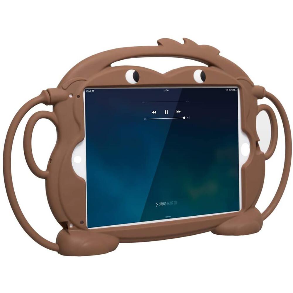 "Детский противоударный чехол iLoungeMax Monkey Brown для Apple iPad Pro 9.7"" (2016) | iPad 9.7"" (2017 | 2018) | Air | Air 2"