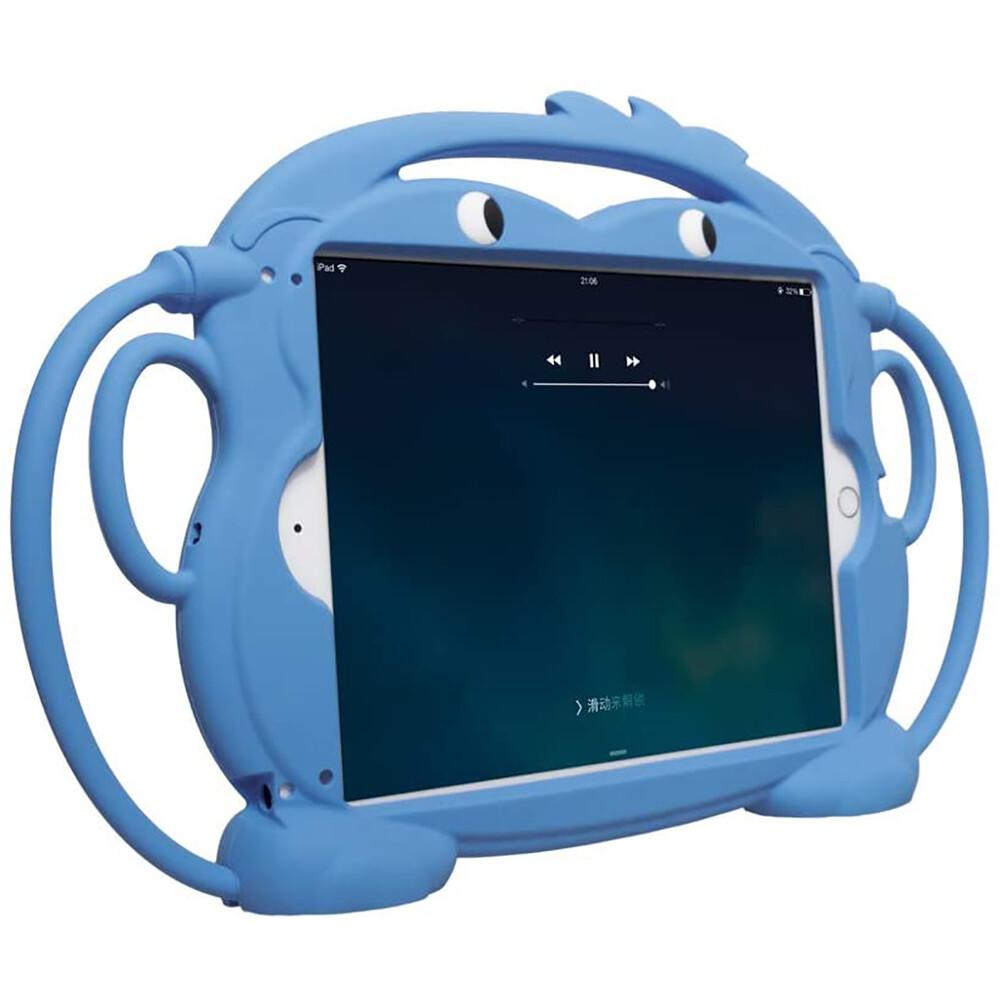 "Детский противоударный iLoungeMax Monkey Blue для Apple iPad Pro 9.7"" (2016) | iPad 9.7"" (2017 | 2018) | Air | Air 2"