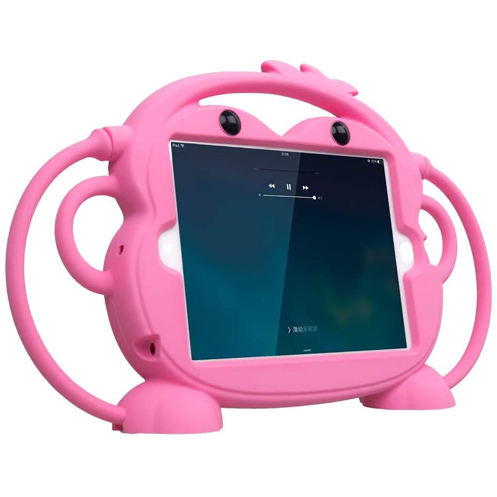 "Детский противоударный iLoungeMax Monkey Pink для Apple iPad mini 1   2   3   4   5 7.9"""