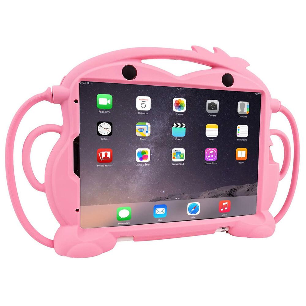 "Детский противоударный чехол iLoungeMax Monkey Pink для Apple iPad Pro 11"" (2018 | 2020) | iPad Air 4 10.9"" (2020)"