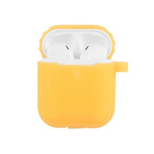 Купить Светящийся чехол oneLounge Nightglow Yellow для Apple AirPods
