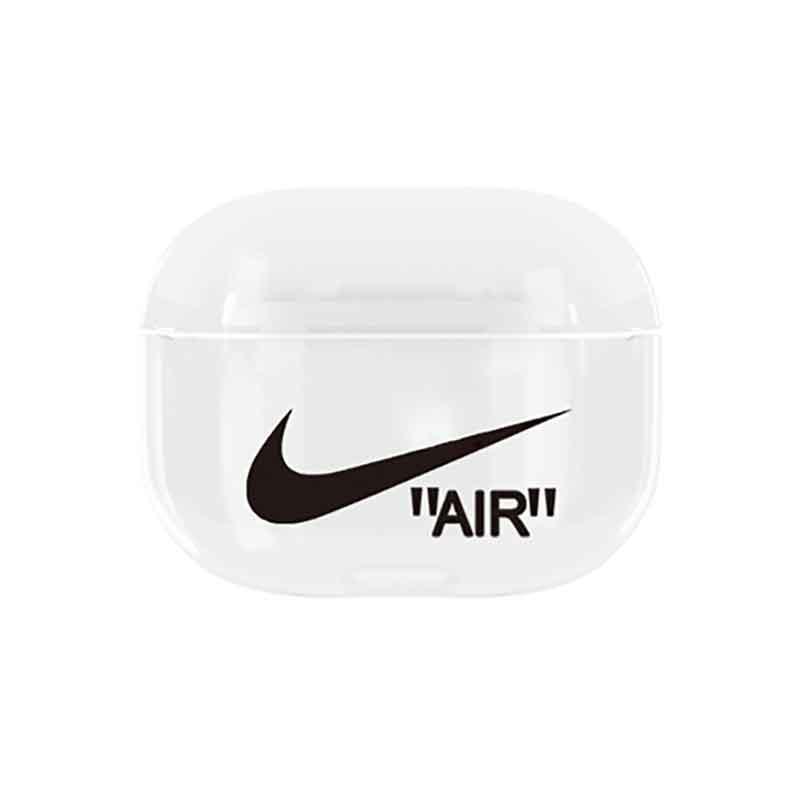 """Купить Защитный пластиковый чехол iLoungeMax Nike """"AIR"""" для Apple AirPods Pro"""