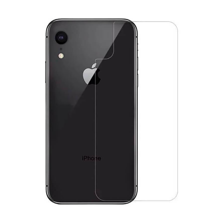 Задняя защитная пленка iLoungeMax SilicolView для iPhone XR