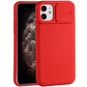 Купить Силиконовый чехол iLoungeMax Protection Anti-impact Luxury Red для iPhone 11
