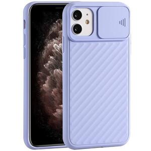 Купить Силиконовый чехол oneLounge Protection Anti-impact Luxury Purple для iPhone 11