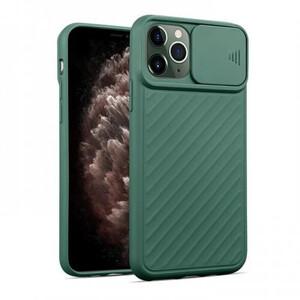 Купить Силиконовый чехол iLoungeMax Protection Anti-impact Luxury Case Forest Green для iPhone 11 Pro