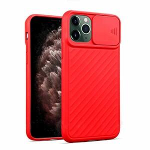 Купить Силиконовый чехол iLoungeMax Protection Anti-impact Luxury Case Red для iPhone 11 Pro