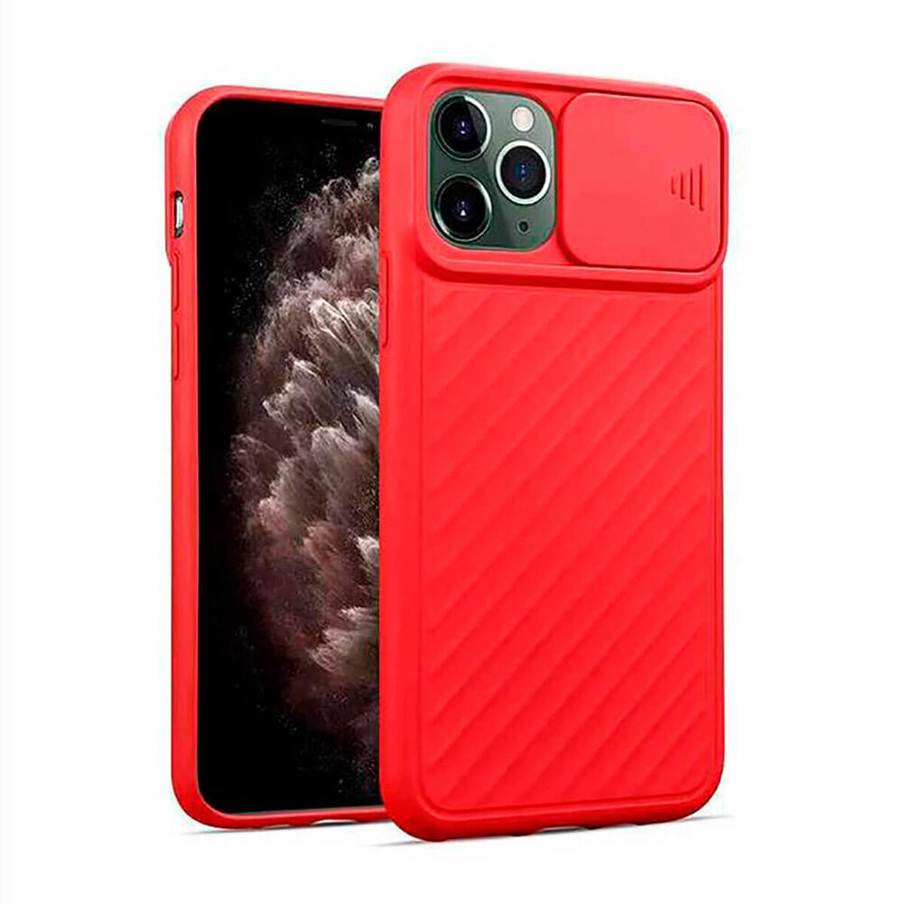 Силиконовый чехол iLoungeMax Protection Anti-impact Luxury Red для iPhone 11 Pro Max