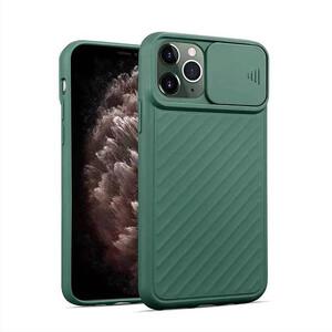 Купить Силиконовый чехол iLoungeMax Protection Anti-impact Luxury Forest Green для iPhone 11 Pro Max