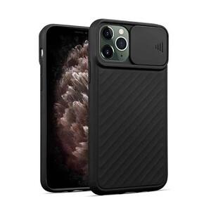 Купить Силиконовый чехол iLoungeMax Protection Anti-impact Luxury Black для iPhone 11 Pro Max