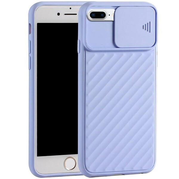 Силиконовый чехол iLoungeMax Protection Anti-impact Luxury Purple для iPhone 7 Plus | 8 Plus