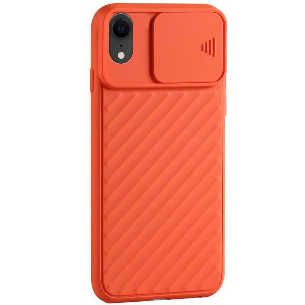 Купить Силиконовый чехол oneLounge Protection Anti-impact Luxury Red для iPhone XR