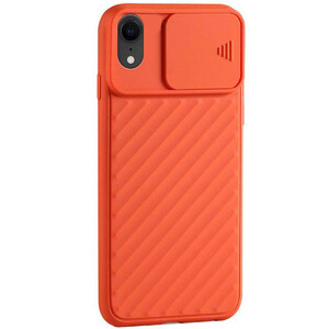 Купить Силиконовый чехол oneLounge Protection Anti-impact Luxury Red для iPhone XR