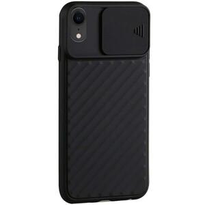 Купить Силиконовый чехол iLoungeMax Protection Anti-impact Luxury Black для iPhone XR