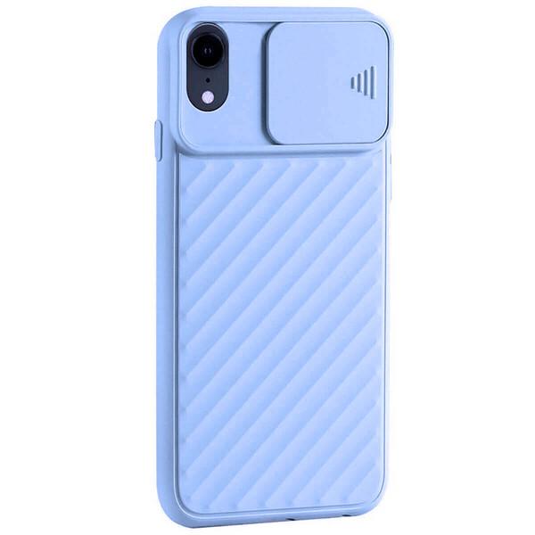 Силиконовый чехол iLoungeMax Protection Anti-impact Luxury Purple для iPhone XR