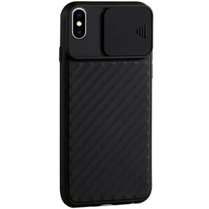 Купить Силиконовый чехол oneLounge Protection Anti-impact Luxury Black для iPhone XS Max
