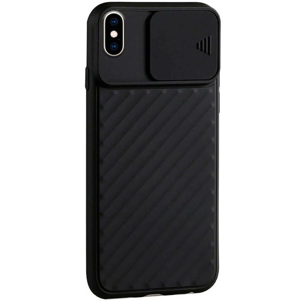 Силиконовый чехол iLoungeMax Protection Anti-impact Luxury Black для iPhone XS Max