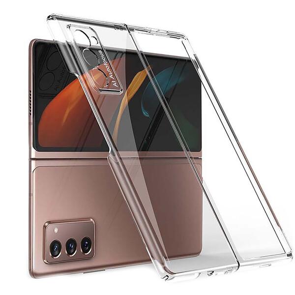 Прозрачный чехол iLoungeMax Clear для Samsung Galaxy Z Fold 2