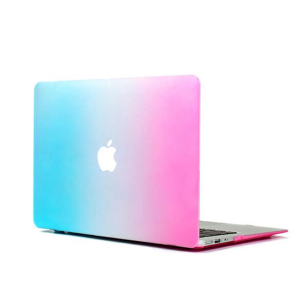 """Пластиковый чехол iLoungeMax Rainbow для MacBook Air 13"""" (2019   2018)"""