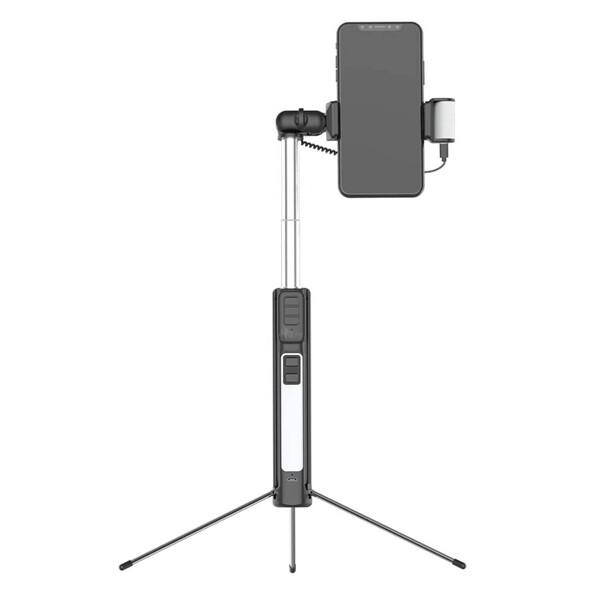 Монопод для селфи с подсветкой iLoungeMax Selfie Stick A18 (0.8м)