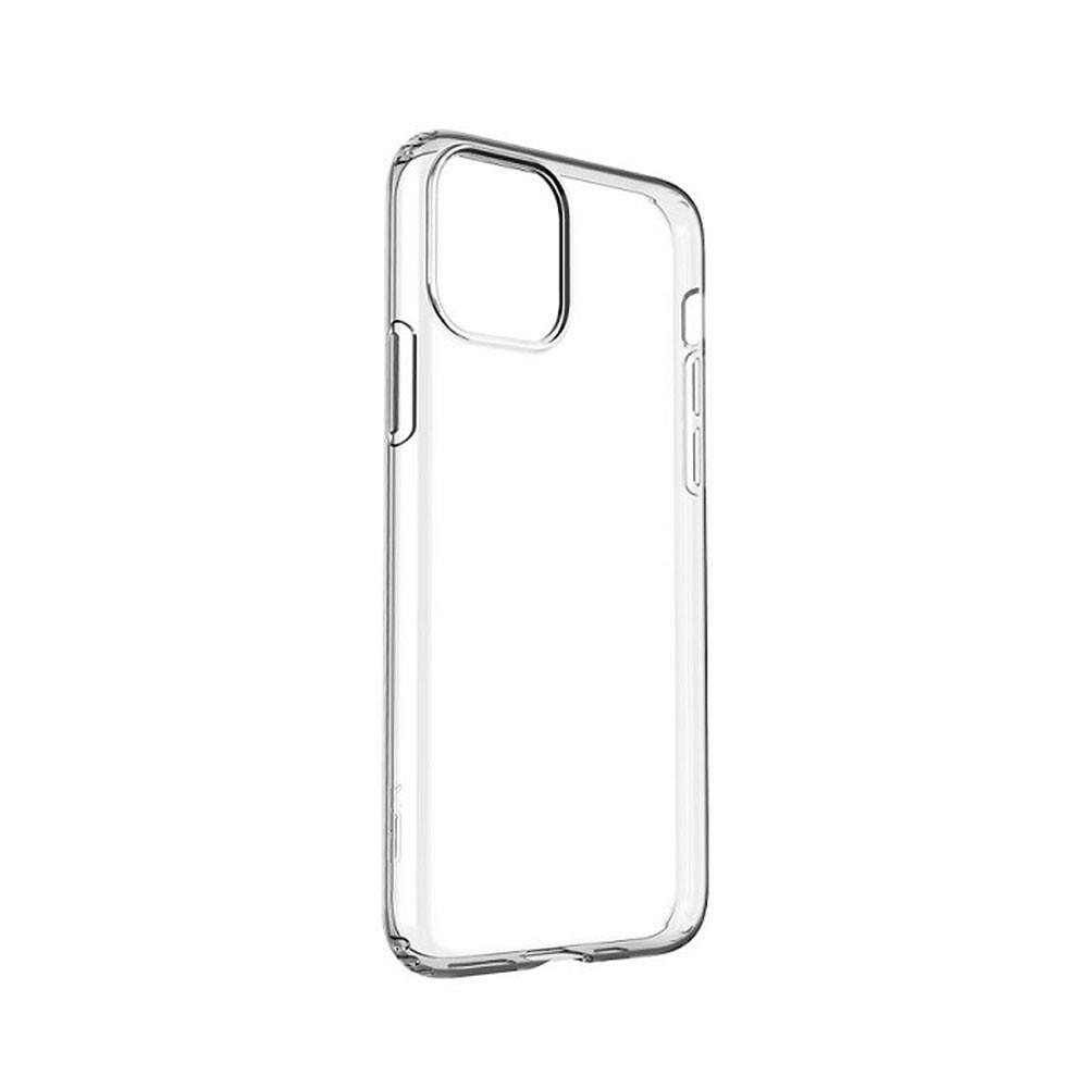 Тонкий прозрачный TPU чехол oneLounge SilicolDots для iPhone 11 Pro