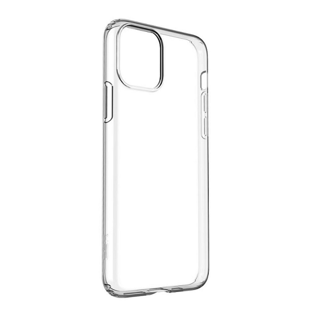 Купить Тонкий прозрачный TPU чехол oneLounge SilicolDots для iPhone 11 Pro Max