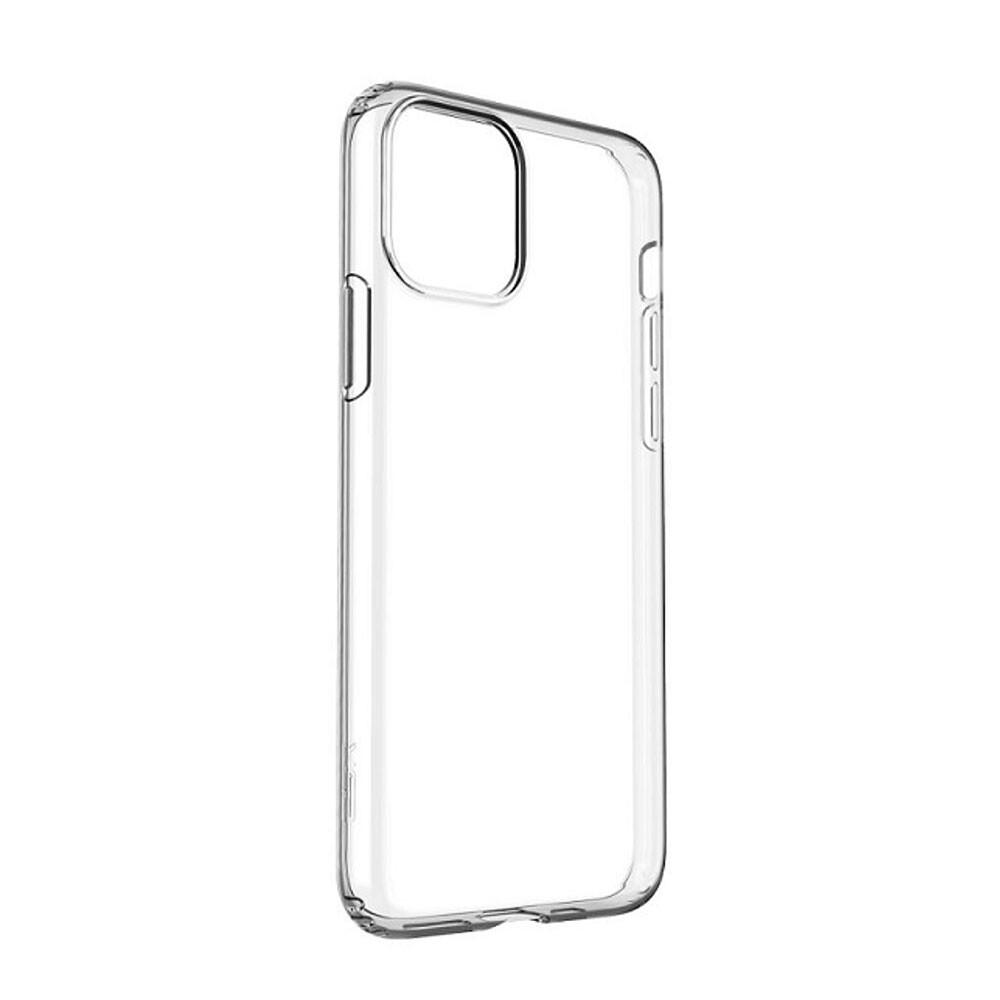 Тонкий прозрачный TPU чехол oneLounge SilicolDots для iPhone 11