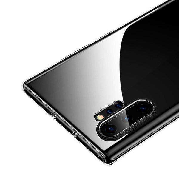 Чехол USAMS Back Case Primary Series Transparent для Samsung Galaxy Note 10+ Plus