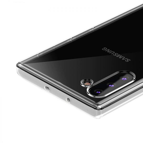 Чехол USAMS Back Case Primary Series Transparent для Samsung Galaxy Note 10