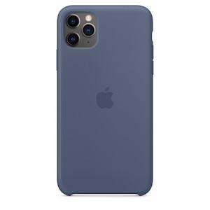 Купить Силиконовый чехол oneLounge Silicone Case Alaskan Blue для iPhone 11 Pro Max OEM (MX032)