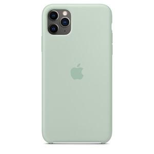 Купить Силиконовый чехол oneLounge Silicone Case Beryl для iPhone 11 Pro Max OEM (MXM92)