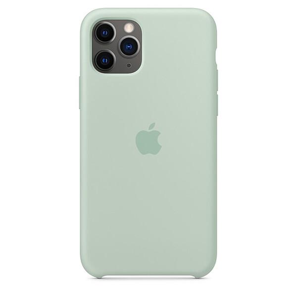 Силиконовый чехол iLoungeMax Silicone Case Beryl для iPhone 11 Pro OEM (MXM72)