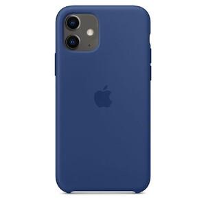 Купить Силиконовый чехол oneLounge Silicone Case Ocean Blue для iPhone 11 OEM