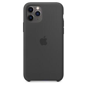 Купить Силиконовый чехол oneLounge Silicone Case Black для iPhone 11 Pro Max OEM (MX002)