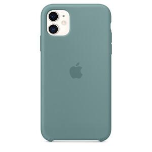 Купить Силиконовый чехол iLoungeMax Silicone Case Cactus для iPhone 11 OEM (MXYW2)