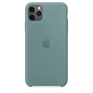 Купить Силиконовый чехол oneLounge Silicone Case Cactus для iPhone 11 Pro Max OEM (MY1G2)