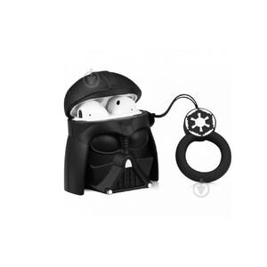 Купить Силиконовый чехол iLoungeMax Silicone Case Darth Vader для AirPods 2 | 1