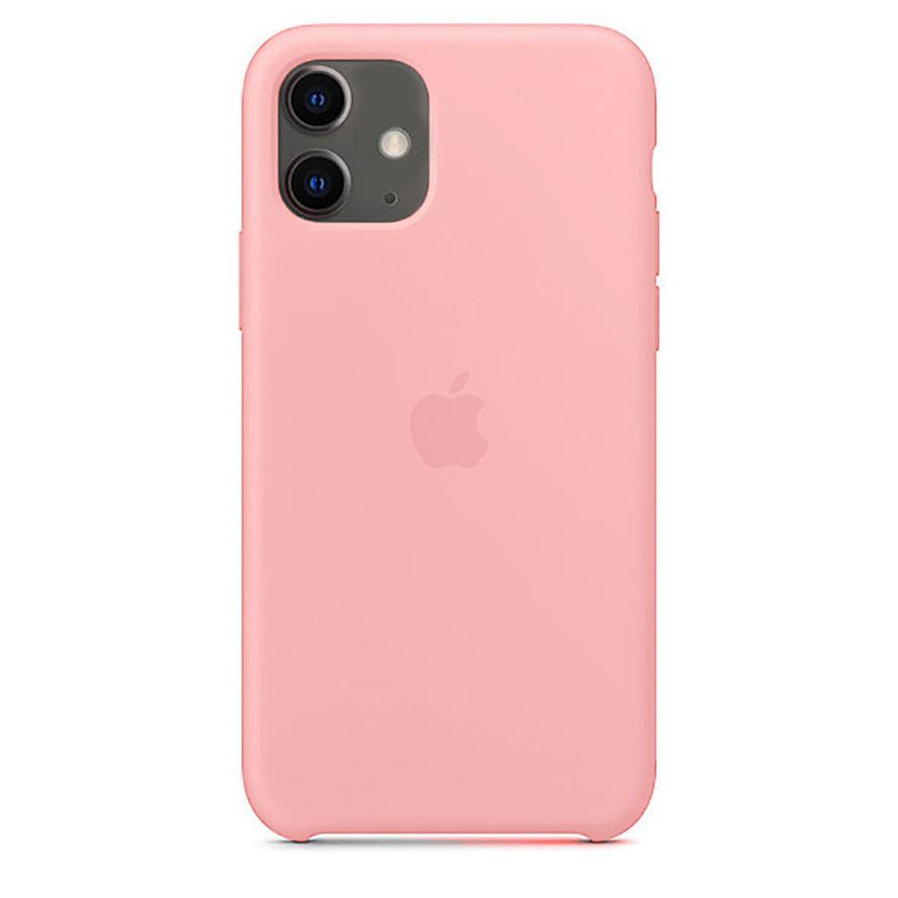 Купить Силиконовый чехол oneLounge Silicone Case Flamingo для iPhone 11 OEM