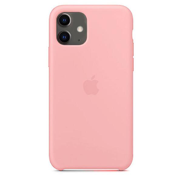 Силиконовый чехол iLoungeMax Silicone Case Flamingo для iPhone 11 OEM