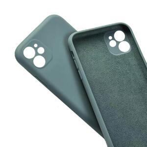Купить Силиконовый чехол iLoungeMax Silicone Case Full Camera Protective Forest Green для iPhone 11