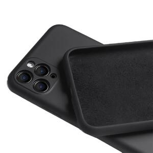 Купить Черный силиконовый чехол oneLounge Silicone Case Full Camera Protective Black для iPhone 11 Pro