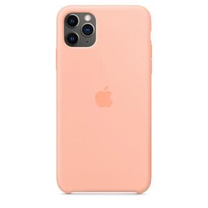 Купить Силиконовый чехол iLoungeMax Silicone Case Grapefruit для iPhone 11 Pro Max OEM (MY1H2)