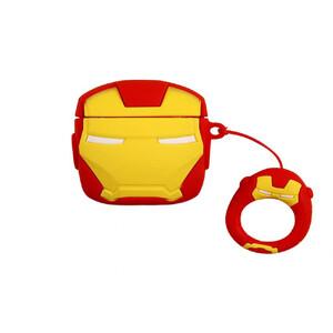 Купить Силиконовый чехол oneLounge Silicone Case Iron Man для AirPods Pro