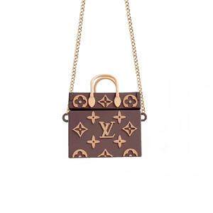 Купить Силиконовый чехол oneLounge Silicone Case Louis Vuitton для AirPods 2 | 1