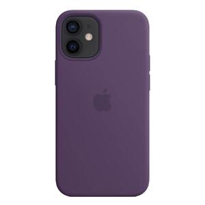 Купить Силиконовый чехол iLoungeMax Silicone Case MagSafe Amethyst для iPhone 12 mini OEM (c поддержкой анимации)