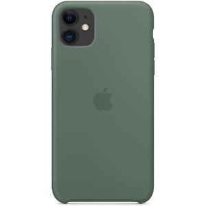 Купить Силиконовый чехол oneLounge Silicone Case Pine Green для iPhone 11 OEM