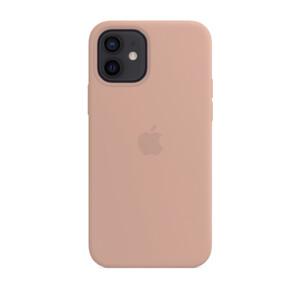 Купить Силиконовый чехол iLoungeMax Silicone Case Pink Sand для iPhone 12 mini OEM