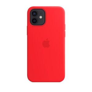 Купить Силиконовый чехол iLoungeMax Silicone Case Red для iPhone 12 mini OEM